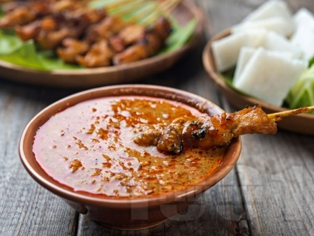 Сос от фъстъчено масло за нудъли, зеленчуци или месо - снимка на рецептата